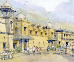Four Seasons Resort Concept Masterplan