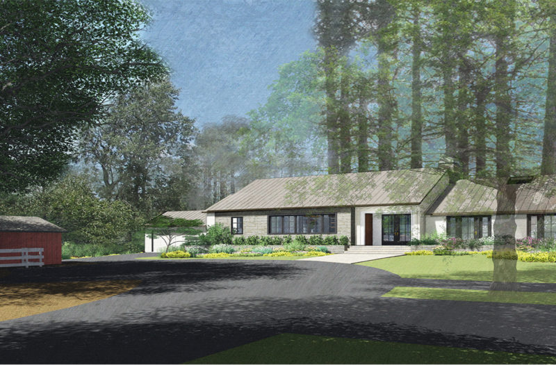 Tripp Road Residence